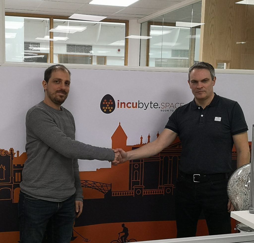 Rob Precious welcomes Spicule to Incubyte