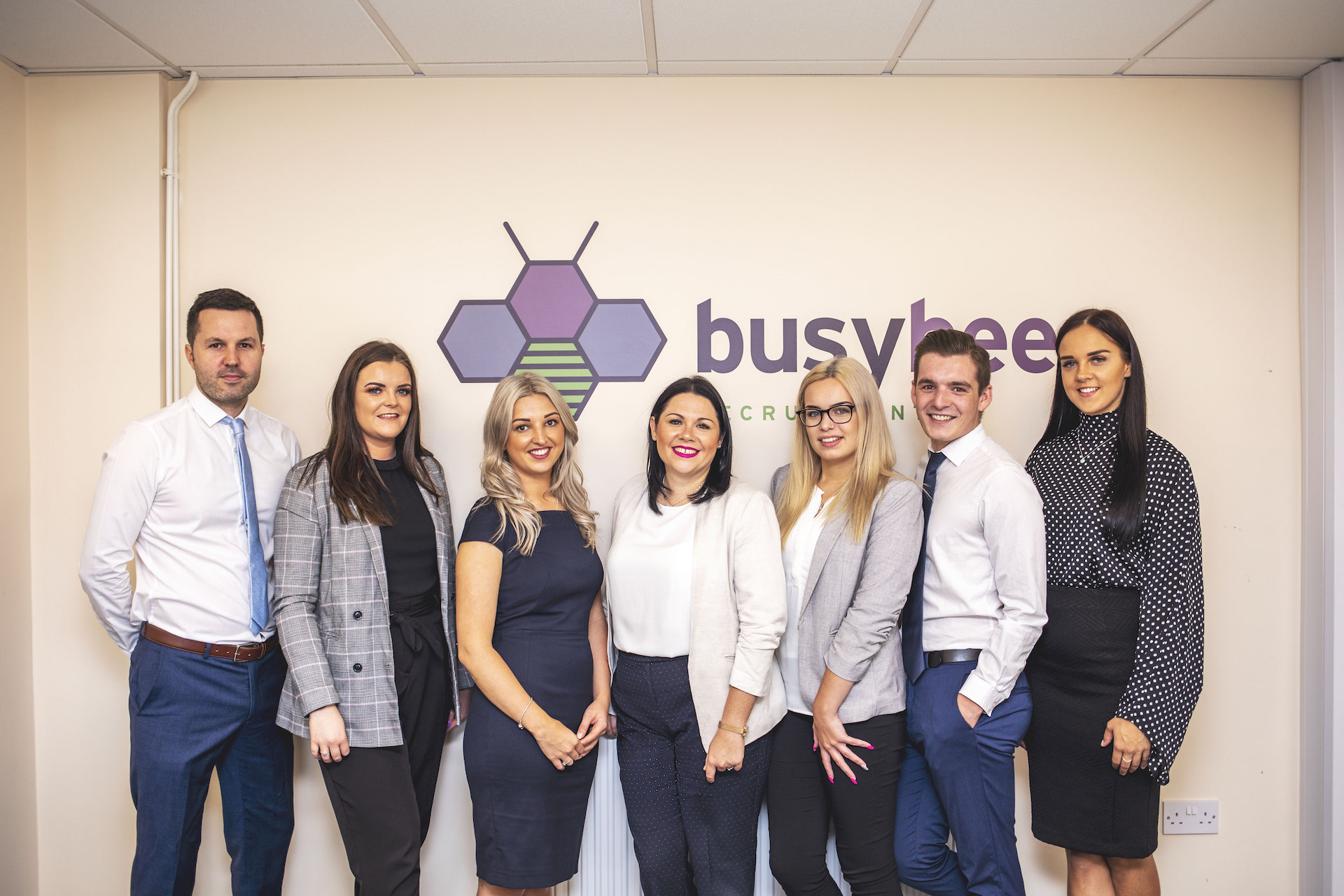 Busy Bee Recruitment | Cambridge Office Space